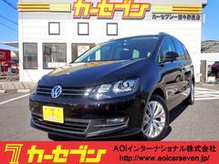VW シャランTSI ハイラインBMT 電動バックドア 純正SDナビTV