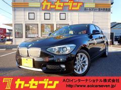BMW116i スタイル純正HDDナビ 社外フルセグTV