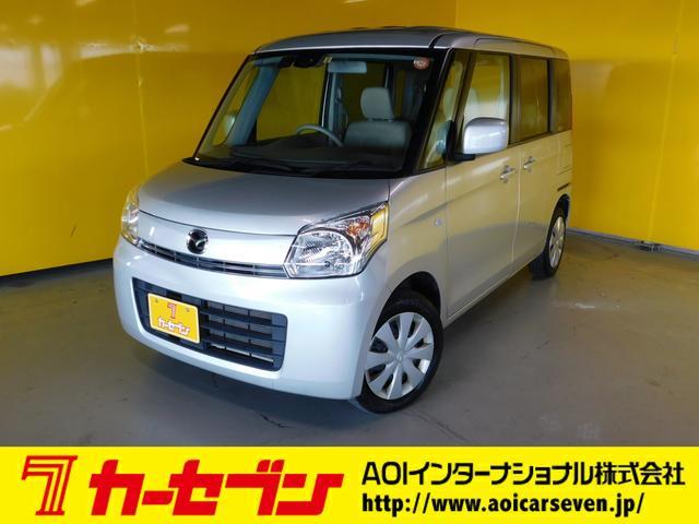 マツダ XG  4WD  社外SDナビ 自動ブレーキ CD ETC