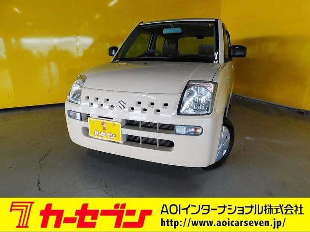 スズキ EII 4WD キーレス CD