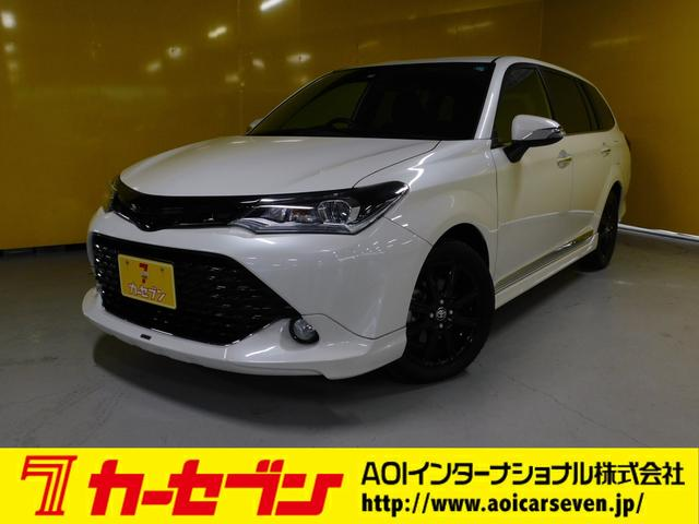 トヨタ 1.5G ダブルバイビー ナビTV スマートキー エアロ