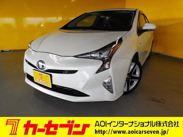 トヨタ Aツーリングセレクション セーフティセンス ナビTV