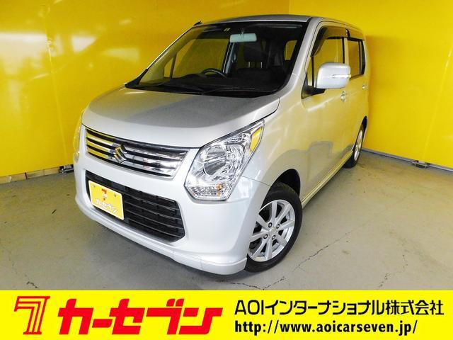 スズキ FXリミテッド  4WD シートヒーター CD