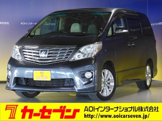 トヨタ 240S リミテッド ナビTV Bカメラ 両側電動