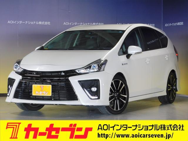 トヨタ Sツーリングセレクション・G's 9inchナビ フルTV