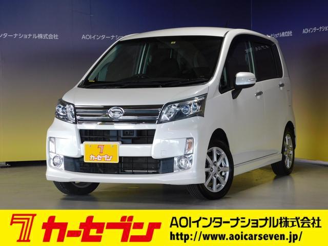 ダイハツ カスタム X SA  オートLED/衝突軽減/ETC