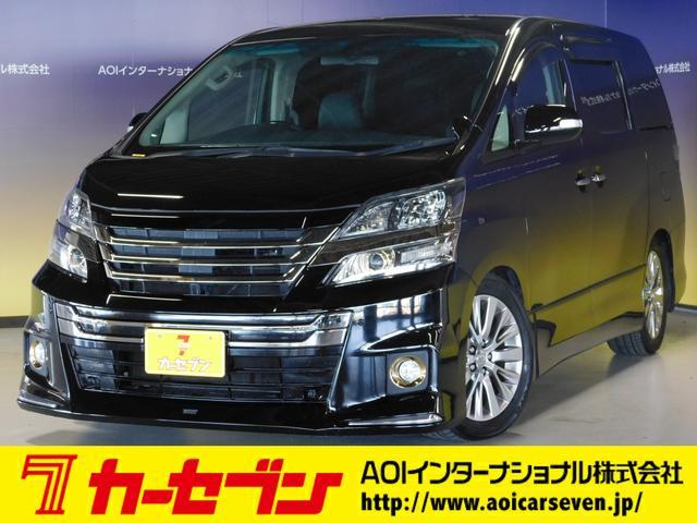 トヨタ 2.4Z ゴールデンアイズ HDDナビ フルセグ 両側Pスラ