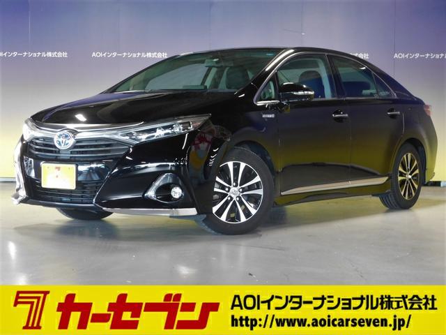 トヨタ G オートLED/電動シート/クルコン/ナビ/TV/Rカメ