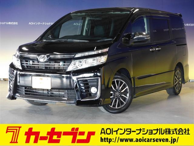 トヨタ ZS 煌 9型ナビ/後席モニタ/両側パワスラ/バックカメラ
