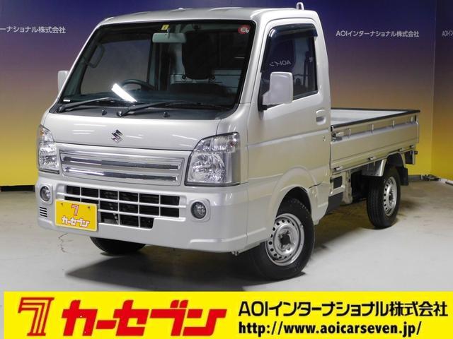スズキ KX 4WD エアコン パワステ PW エアバック ABS