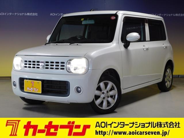 スズキ Xリミテッド 4WD HID シートヒーター 純正14AW