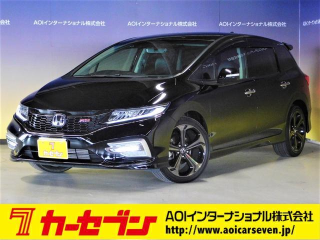 ホンダ RS・ホンダセンシング 8型ナビ フルTV Rカメラ 後席M