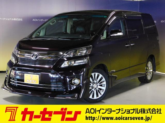 トヨタ 3.5Z ゴールデンアイズII HDDナビ フルTV