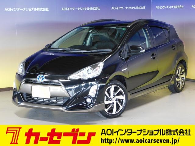 トヨタ X-アーバン トヨタセーフティセンス LEDライト