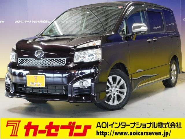 トヨタ ZS 煌II HDDナビ・フルTV・後席モニター・両側電動スライドドア・バックカメラ・HID・スマートキー