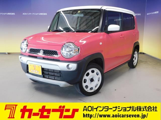 スズキ G 衝突軽減ブレーキ アイドリングストップ CD エンジンスターター オートエアコン
