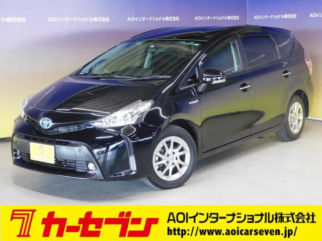 トヨタ S チューン ブラックII SDナビ フルセグTV CD DVD SD BTオーディオ Rカメラ シートヒーター プッシュスタート  ETC