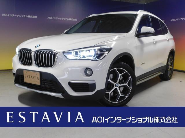 BMW xDrive 20i xライン ナビ LEDオートライト バックドア Bカメラ ETC BT ハーフレザー コンフォートPKG