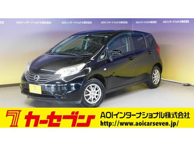 日産 ノート X ナビTV ドラレコ 14AW CD DVD SD BTオーディオ