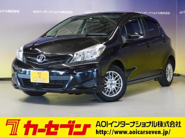 トヨタ ヴィッツ F スマイルエディション 14AW AUX CD スマートキー