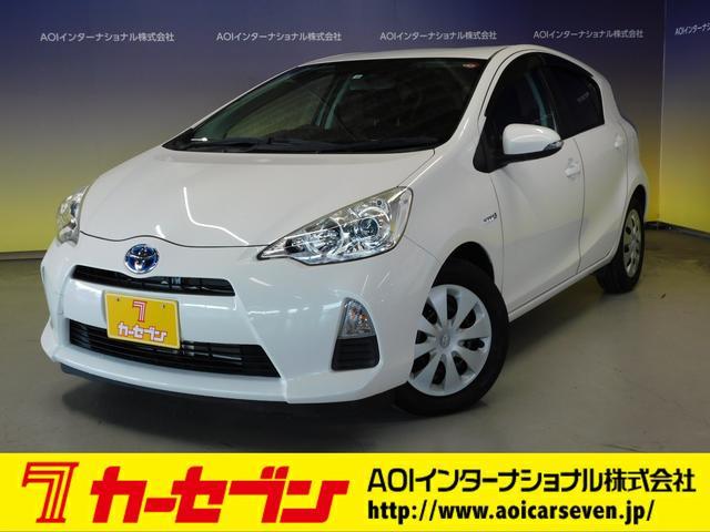 トヨタ S ナビTV オートライト プッシュスタート CD AUX SD