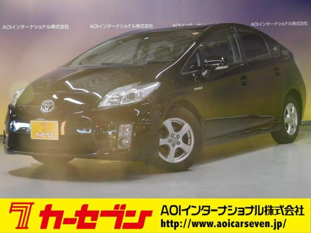 プリウス(トヨタ) S ナビTV スマートキー CD SD 中古車画像