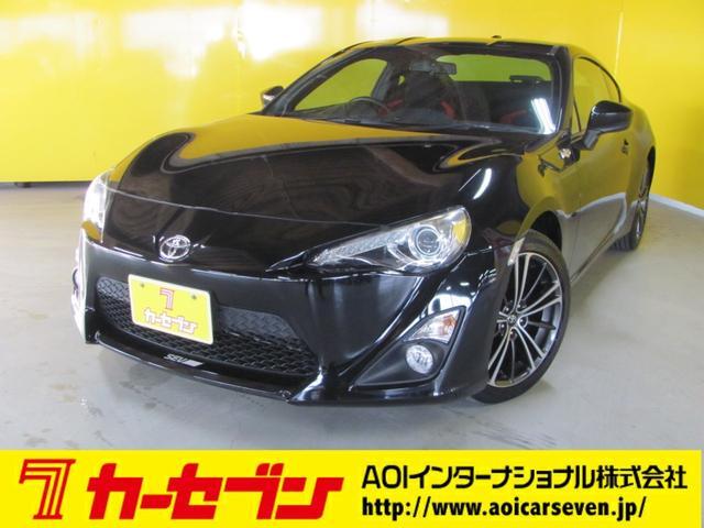 トヨタ GT SDナビフルセグ HID STiマフラー 17AW