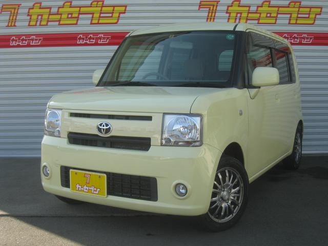 トヨタ X ワンオーナー 社外14インチAW アイドリングストップ