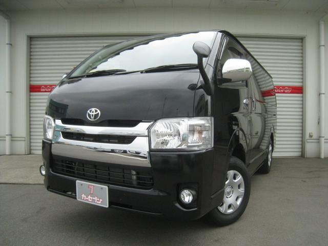 トヨタ ロングスーパーGL 1オーナ 4WD 社外PナビTV