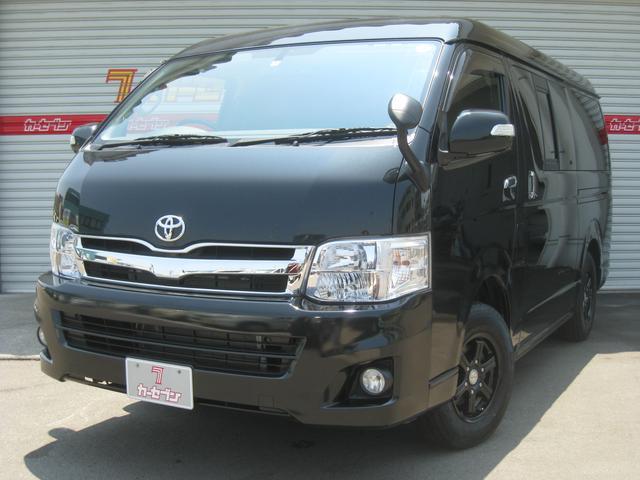 トヨタ ロングスーパーGLプライムセレ 4WD 1オーナ ナビ TV