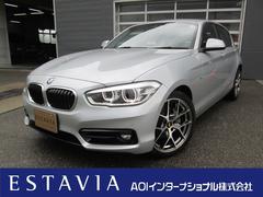 BMW118iスポーツ ナビTVBカメラ レーダークルーズ LED