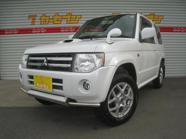 三菱 ホワイトパールセレクト 4WD ターボ 15AW
