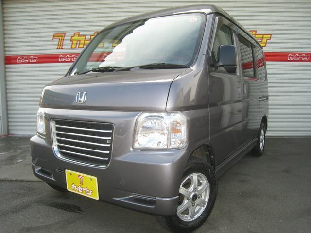 ホンダ M 4WD ワンオーナー CD ETC エアコン ABS