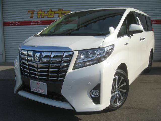トヨタ X 1オーナ ツインルーフ 両側電動 ナビ TV 後席モニタ