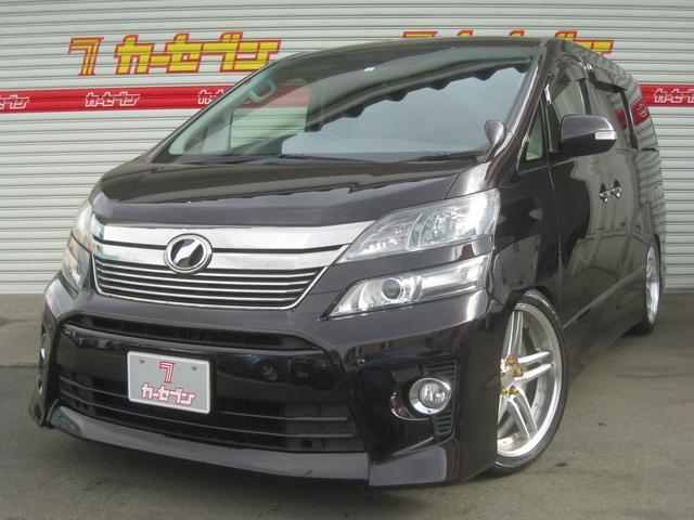 トヨタ 2.4Z ワンオーナー 両電動 ナビ TV 車高調 20AW