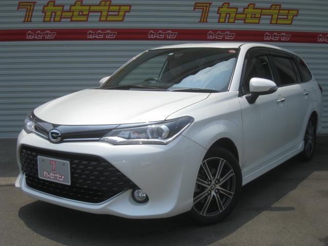 トヨタ 1.5G ダブルバイビー ワンオーナ 社外SDナビTVフル