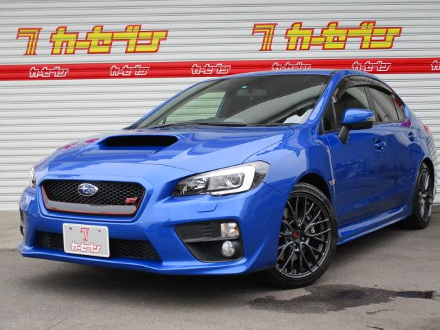 スバル STI 1オーナ マニュアル6F LEDオートライト
