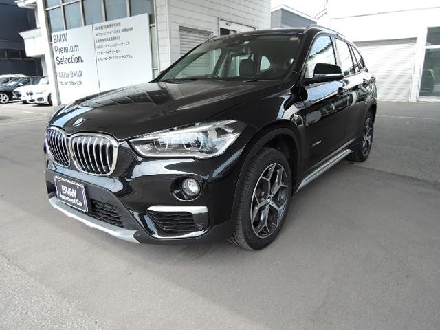 BMW xDrive 18d xライン 4WD HIDライト