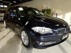 BMW523dブルーパフォーマンスハイラインパッケージ 革シート