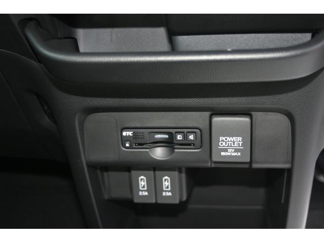 ホンダ N-WGN ターボ・ETC・USB充電端子2個