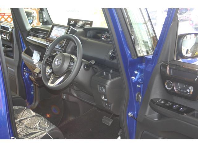 ホンダ N BOXカスタム センシング・スパースライドシート・ETC