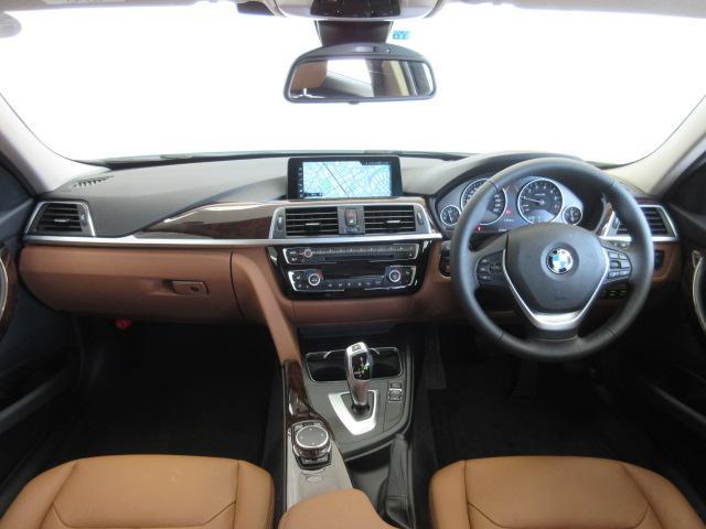 BMW BMW 318iツーリング ラグジュアリー ブラウンレザー S-H