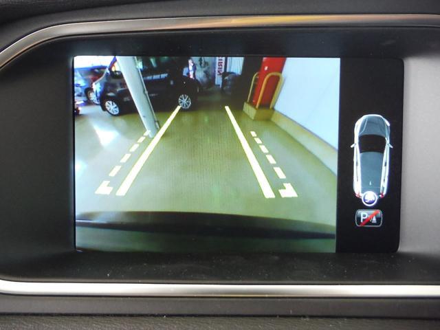 ボルボ ボルボ V40 T3 インスクリプション HDDナビ 黒革インテリア ETC