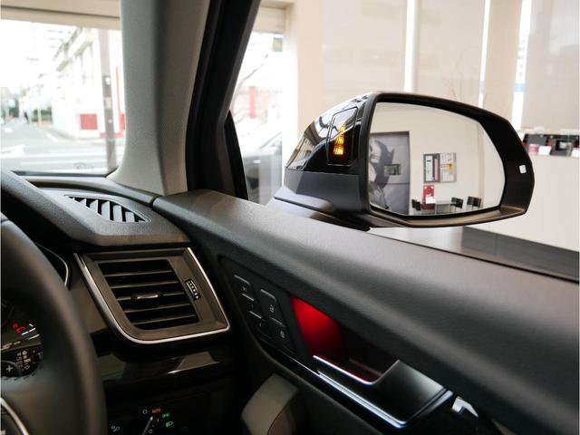 サイドアシスト。車線変更の際、死角にいる車両をドライバーに警告します