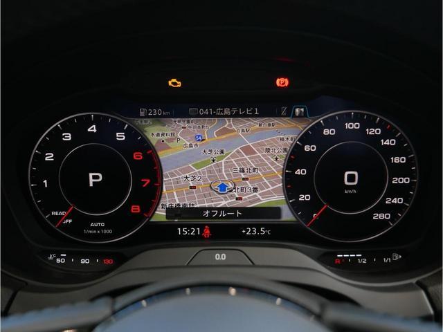 40TFSIクワトロ スポーツ 元デモカー 認定中古車(36枚目)