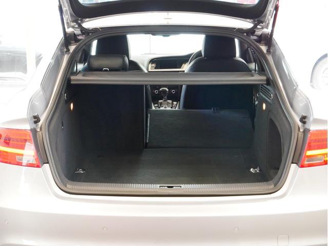 2.0TFSIクワトロ Sラインパッケージ 認定中古車 ファインナッパレザーシート バックカメラ パーキングセンサー 純正HDDナビ キセノンヘッドライト(34枚目)