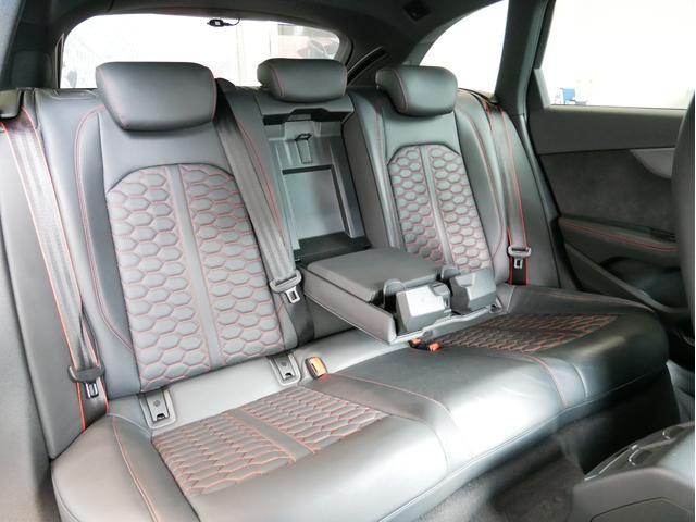 ベースグレード 認定中古車 カーボンスタイリングパッケージ RSデザインパッケージ RSエキゾーストシステム(18枚目)