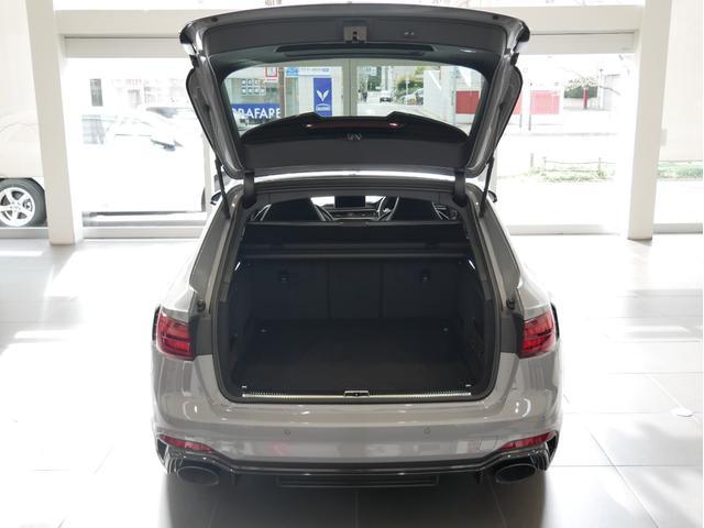 ベースグレード 認定中古車 カーボンスタイリングパッケージ RSデザインパッケージ RSエキゾーストシステム(24枚目)