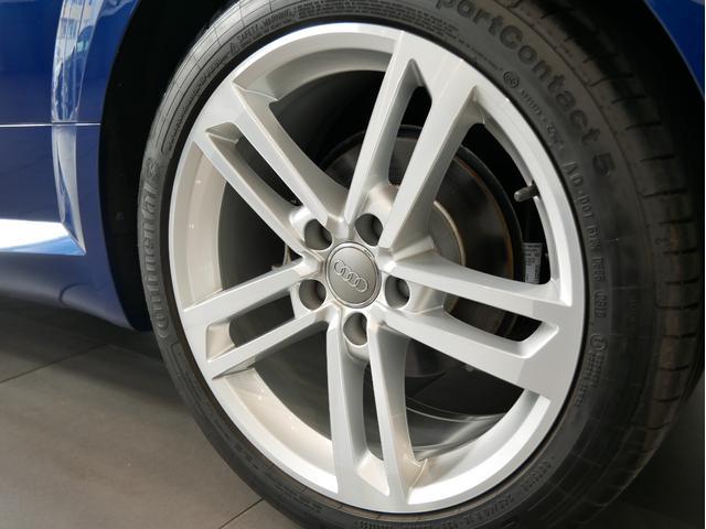 1.8TFSI 認定中古車 スタイルプラス SlineエクステリアPKG 18インチ5ツインスポークアルミ(12枚目)