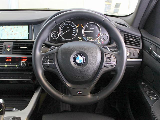 BMW BMW X3 xDrive 20d Mスポーツ後期 Aトランク 18AW